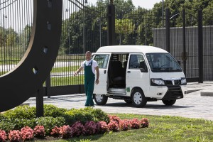 085 Piaggio Porter Electric Power